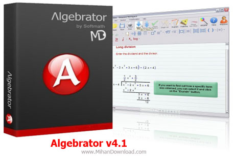 Here are a few things Algebrator will do for you